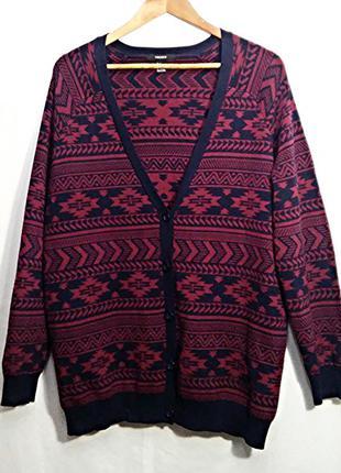 Forever 21, кардиган пуловер длинный от forever 21