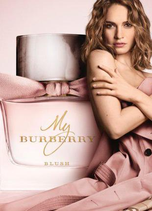Миниатюра парфюма burberry - my burberry blush, 5 мл