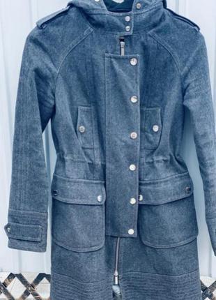 Брендовое пальто