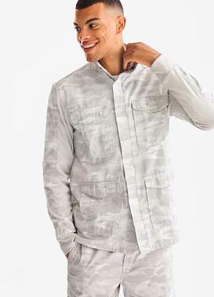 Мужская куртка ветровка большого размера 60-62 c&a германия
