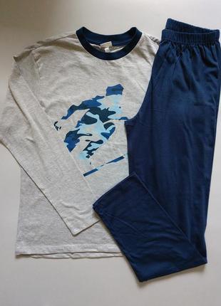 Пижама для мальчика, 152см, 11-12см, ovs, италия