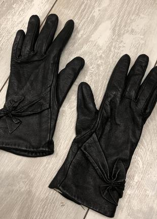Шкіряні рукавички, рукавиці