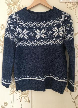 Теплый свитерок colins
