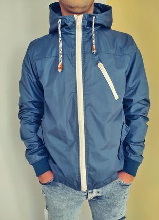 Фирменная куртка ветровка blend