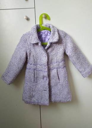 Пальто дитяче демі