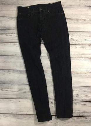 Вельветовые джинсы levi's 511
