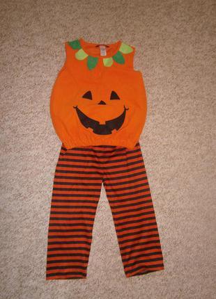 Карнавальный костюм тыквы