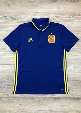 Поло футболка adidas spain адідас іспанія оригінал