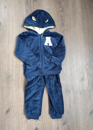 Дитячий спортивний костюм lupilu