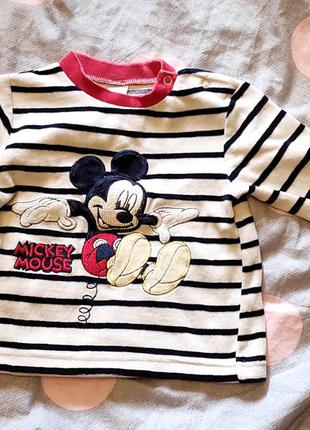 Кофта mickey mouse