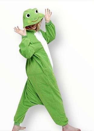 Плюшевая пижама,кигуруми ,слип