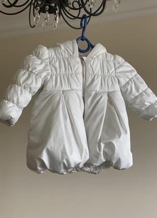 Стильна курточка для дівчинки