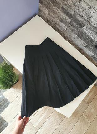 Юбка jil sander премиум оригинал  шерсть италия ( maje sandro * cos)