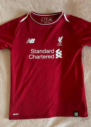 Дитяча футболка футбольна ліверпуль / форма футбольна liverpool
