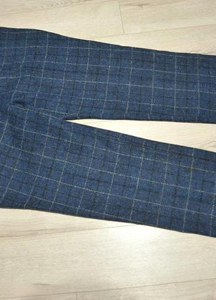 Класичні штани брюки asos harris tweed - w44 l34 - xxxl xxxxl