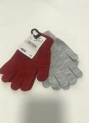 Перчатки one size c&a