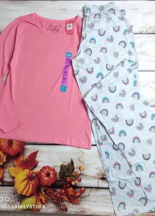 Трикотажная пижамка примарк, размер хс и с .