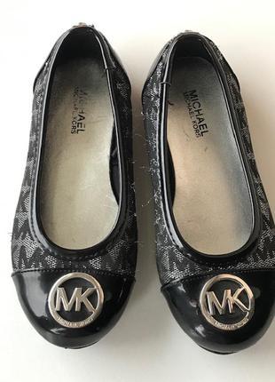 Туфли для девочки michael kors. размер 29