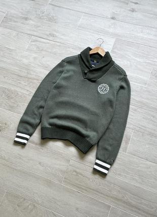 Джемпер свитер tommy hilfiger