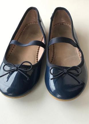 Туфли для девочки h&m.  размер 29
