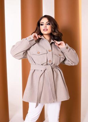 Пальто в стиле зара