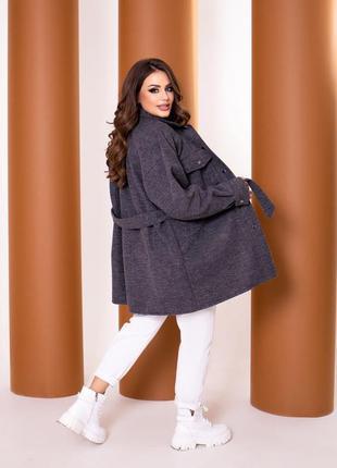 Пальто в стиле зара кашемир