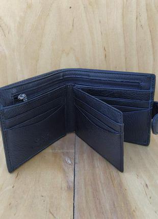 Кошелек кожаний мужской гаманець шкіряний