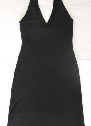 Вечернее, коктейльное черное платье motivi