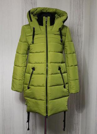 Зимова курточка 44-52 розміри1 фото
