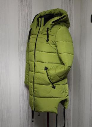 Зимова курточка 44-52 розміри2 фото
