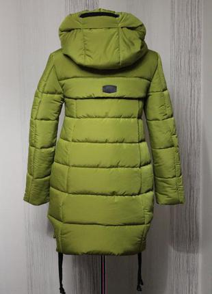 Зимова курточка 44-52 розміри3 фото