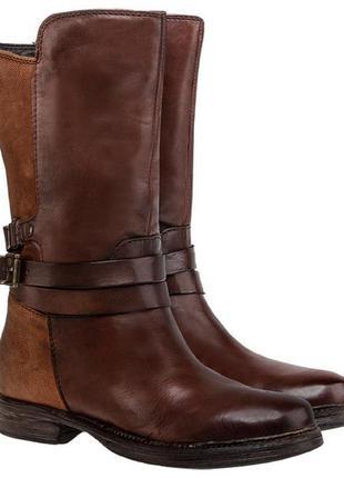Clarks!оригинал,кожаные деми ботинки,р 36,5,37