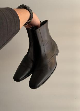 Оригинальные ботинки челси hugo boss