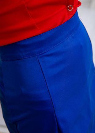 Демми сезонная юбка до колена 3 цвета- s m l