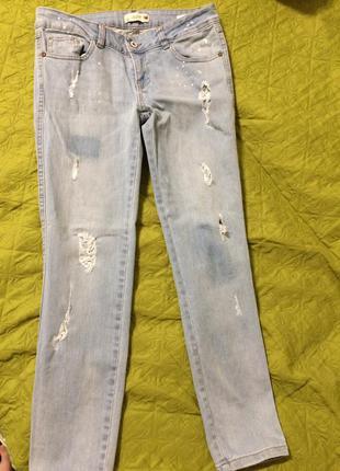 Новые джинсы dilvin