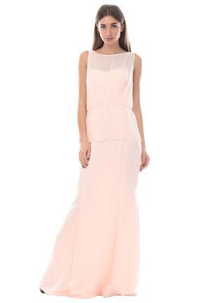 Шикарное платье mango длинное в пол, размер xl1 фото