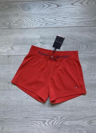 Tommy hilfiger женские фирменные шорты р. м новые с биркой