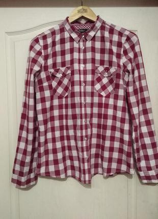 Рубашка в клетку colin's