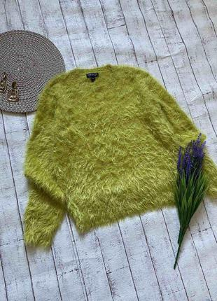 Лимонные свитерок травка