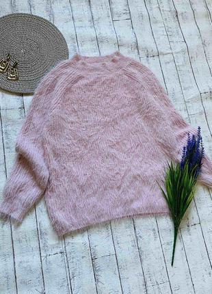 Нежнейший свитер пушистик