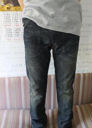 Джинсы подростковые c&a. новые, р-р 170 см
