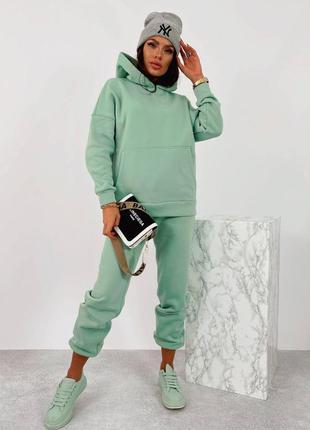 Женский базовый костюмчик
