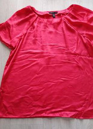 Блуза блузка женская mango манго xl.
