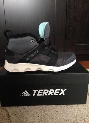 Зимові кросівки adidas terrex voyager кроссовки зимние