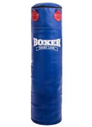Код: 016298 мешок боксерский цилиндр кожа h-120см boxer классик 1001-02/ 532