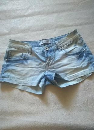 Варенье шорты джинсовые