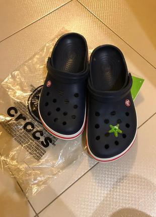 Кроксы crocs croсband