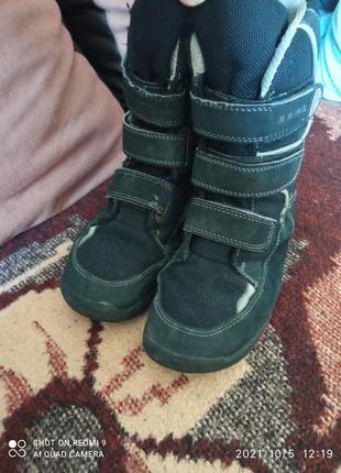 Термо сапоги ботинки ricosta англия