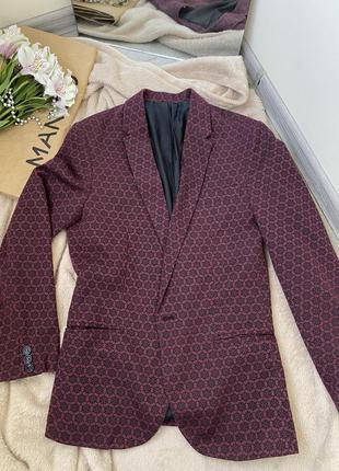 Піджак жакет костюм s-l парні zara men