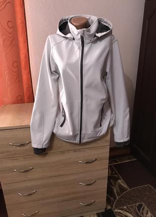 Куртка-вітровка janina на невеликому меху